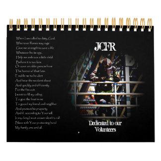 """JCFR """"Honoring Our Volunteers"""" Calendar"""