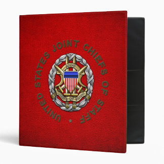 JCS Special Edition 3 Ring Binders