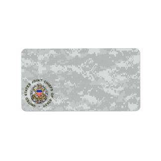 JCS Special Edition Custom Address Label