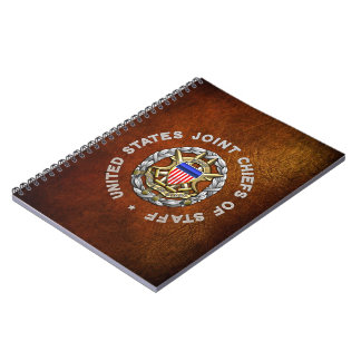 JCS Special Edition Spiral Note Books