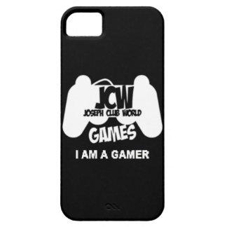 """JCW Games """"I Am A Gamer"""" iPhone 5 Case"""