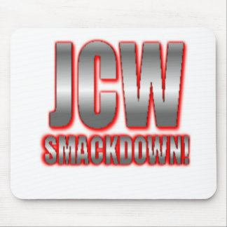 JCW Smackdown Mouse Pad
