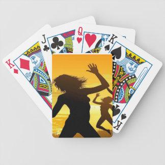 JCW Summer Ends Party Standard Poker Deck