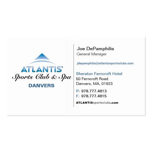 JD Business Card