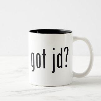 ¿jd conseguido? tazas