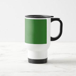 JD Green Acrylic TEMPLATE Blank DIY add TEXT PHOTO Travel Mug