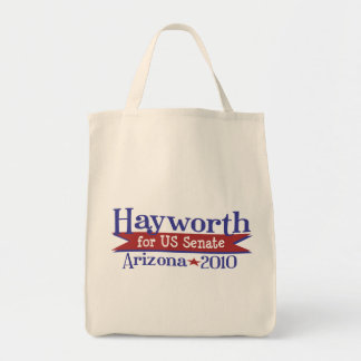 JD Hayworth 2010 for US Senate Arizona Tote Bag