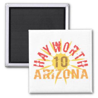 JD Hayworth para el senado Arizona 2010 de los E.E Imán Cuadrado