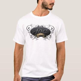 JDC Logo Ladies EDUN LIVE T-Shirt