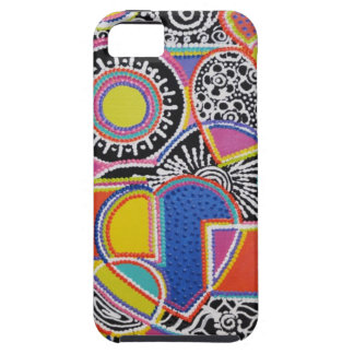 JDD 'Primary Hearts iPhone 5 Case