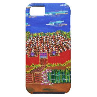JDD 'Red Island Cottage' iPhone 5 Case