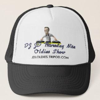 JDL OLDIES SHOW HAT