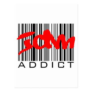 JDM Addict Postcard