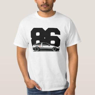 JDM AE86 Trueno Drift Car T-Shirt