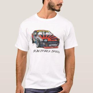 JDM Cartoon - Spray Spark Speed T-Shirt
