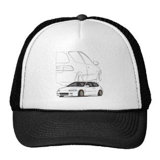JDM Hatch Trucker Hat