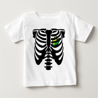 JDM heart and ribs Baby T-Shirt