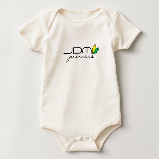 JDM Princess Soshinoya Logo Baby Bodysuit