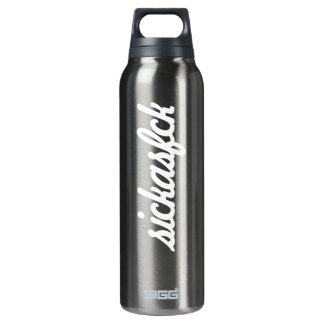 JDM SickasFCK 16 Oz Insulated SIGG Thermos Water Bottle