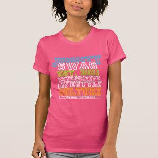 JDM University Pink Tank Womens
