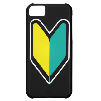 JDM Wakaba mark Japanese domestic motor car auto d Cover For iPhone 5C