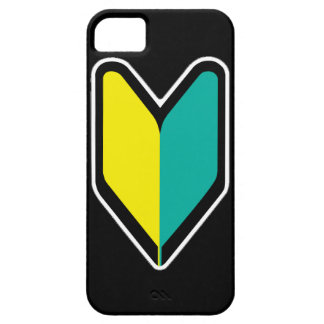JDM Wakaba mark Japanese domestic motor car auto d iPhone SE/5/5s Case