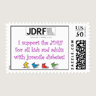JDRF Stamps