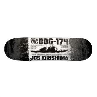 """JDS Kirishima (DDG-174) Patineta 7 1/4"""""""