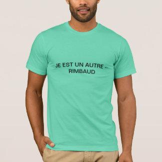 je est un autre T-Shirt