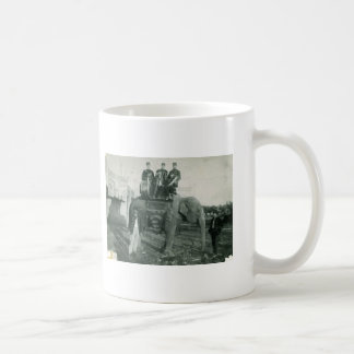JE Henry Elephant Band Coffee Mug