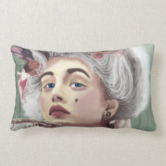 Je Ne Regrette Rien Lumbar Pillow