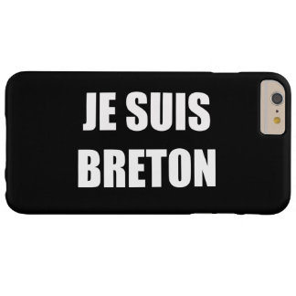 JE SUIS BRETON BARELY THERE iPhone 6 PLUS CASE