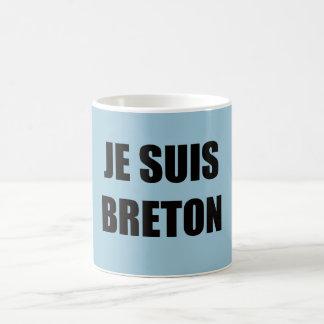 JE SUIS BRETON COFFEE MUG