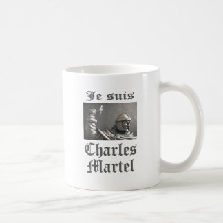Je Suis Charles Martel (picture) Coffee Mug