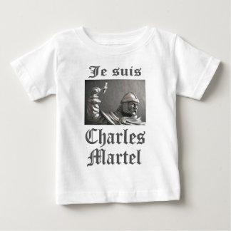 Je Suis Charles Martel (picture) Infant T-shirt