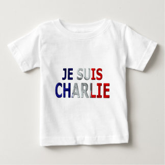 Je Suis Charlie Baby T-Shirt