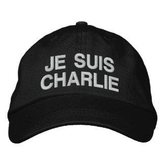 Je Suis Charlie Baseball Cap