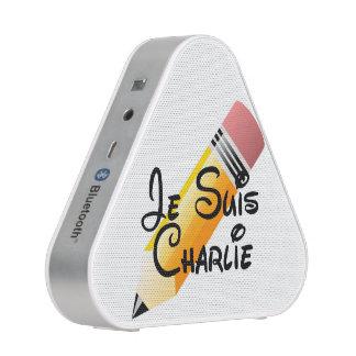 Je Suis Charlie Bluetooth Speaker