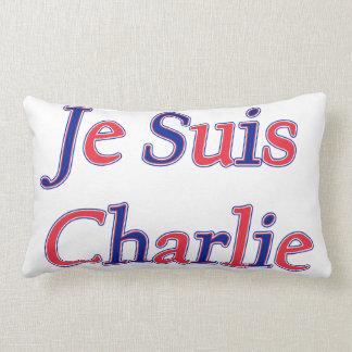Je Suis Charlie Almohadas
