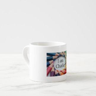 Je Suis Charlie Espresso Cup
