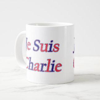 Je Suis Charlie Giant Coffee Mug