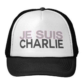 Je Suis Charlie! - I am Charlie Trucker Hat