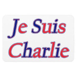 Je Suis Charlie Imanes De Vinilo
