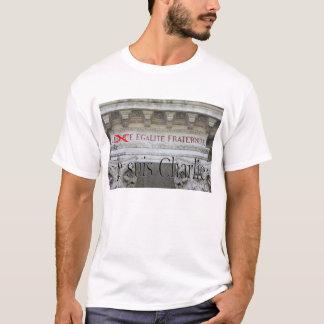 je suis charlie-liberte-egalite-fraternite T-Shirt