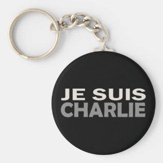 Je Suis Charlie Llavero Personalizado