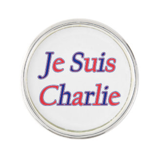 Je Suis Charlie Pin
