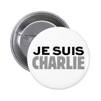 Je Suis Charlie Pins