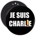 JE SUIS CHARLIE PIN