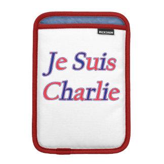Je Suis Charlie Sleeve For iPad Mini