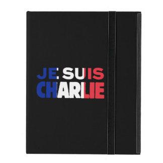 Je Suis Charlie - soy Charlie tricolor de Francia